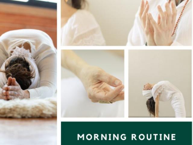 Une heure de yoga kundalini de 6h30 à 7h30 pour démarrer la journée ?